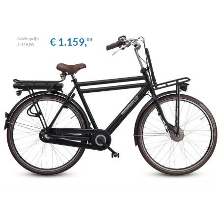 elektrische fiets sparta pick up electric