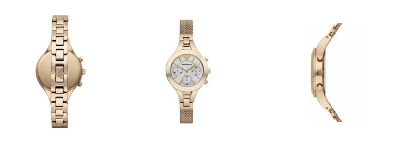 armani horloge dames