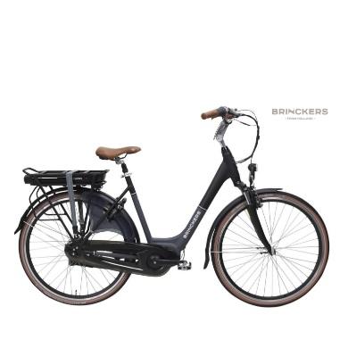 elektrische fiets met lage instap brinckers
