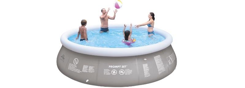 opblaasbaar zwembad jilong