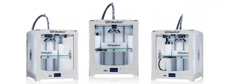 ultimaker 3d printers