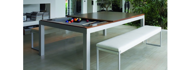 fusion table pooltafel