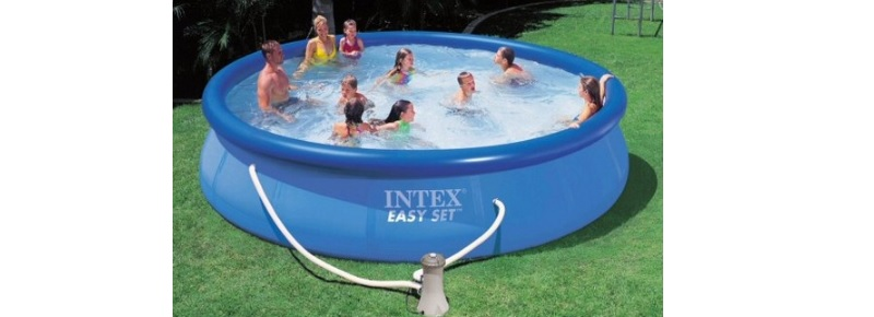 intex easy set pool