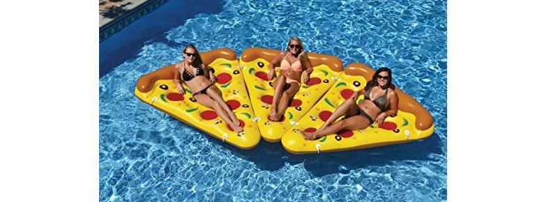 opblaasbare pizzapunt