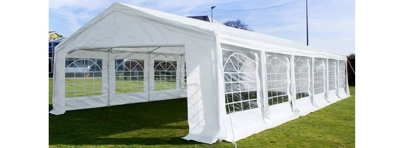partytent diamond professional wit