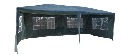 partytent royal grijs