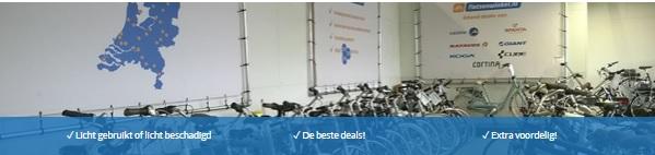 tweedehands fietsen fietsenwinkel
