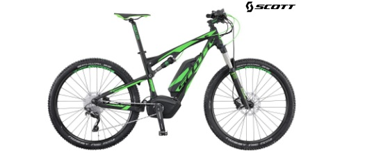 scott e-spark 720 elektrische mountainbike