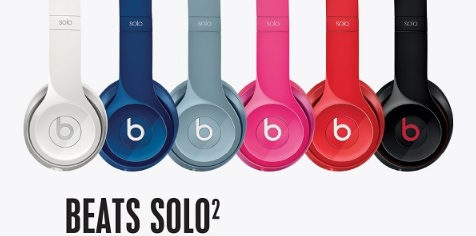 beats solo 2 koptelefoon