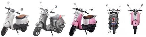 iva venti scooter kopen