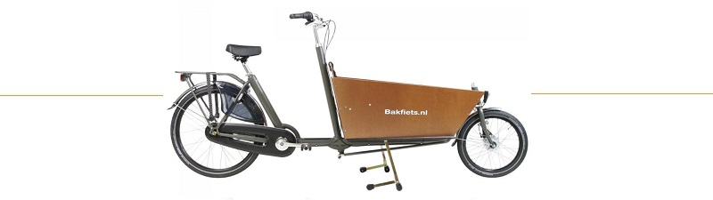 bakfiets cargobike lang