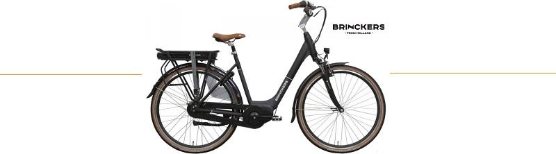 brinckers e-bikes lage instap