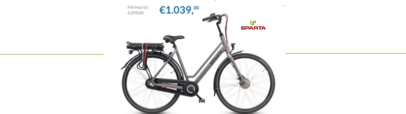 sparta electric regular