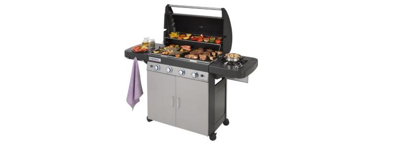 campingaz 4 branders buitenkeuken classic ls gasbarbecue