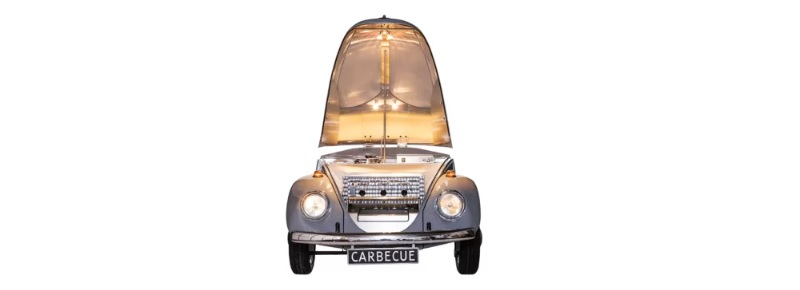 carbecue witte bbq vw kever