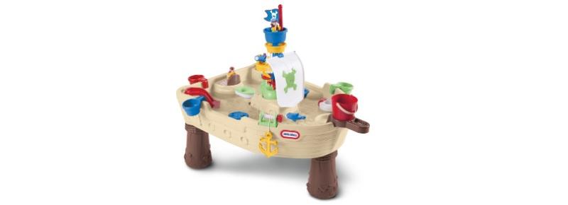 little tikes watertafel piratenboot